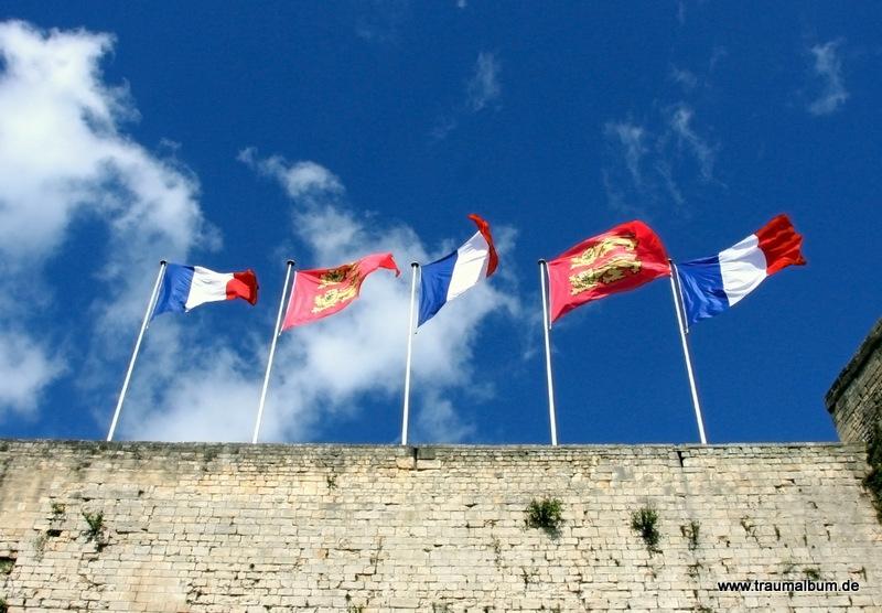 Der Himmel über Caen für Eye in the Sky