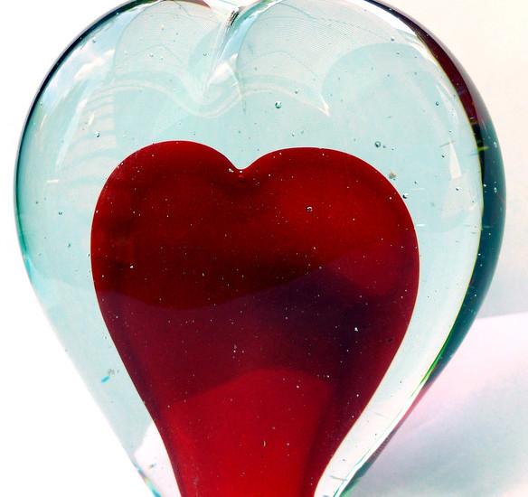 Ein Herz zum Valentinstag - Mein Beitrag für das Montagsherz #105