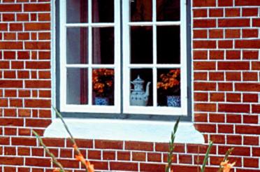 Dänisches Fenster und eine kleine Geschichte dazu
