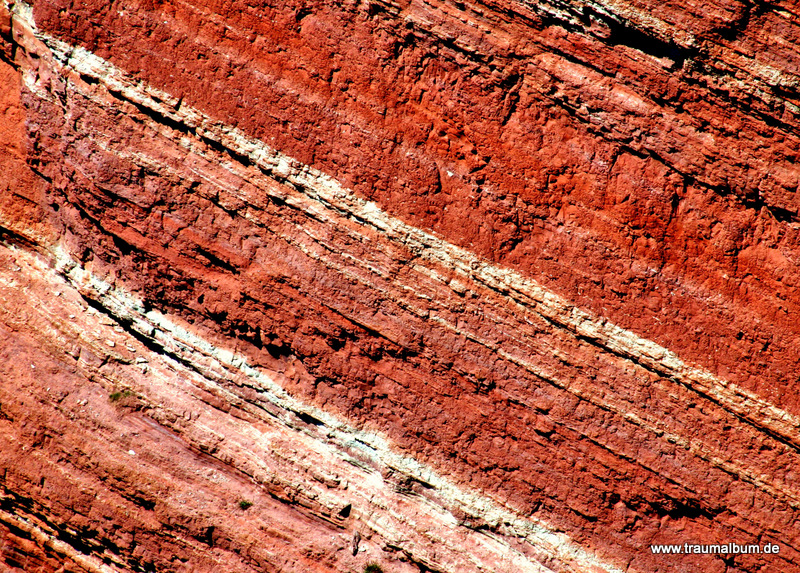 Roter Felsen in Helgoland