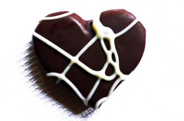 Schokoladenlebkuchen für das Montagsherz #114