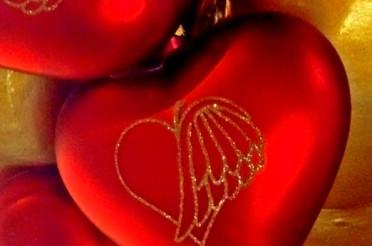 Herz mit Flügel für das Montagsherz #119