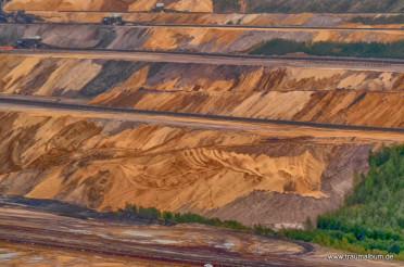 Garzweiler – Braunkohle für die RWE