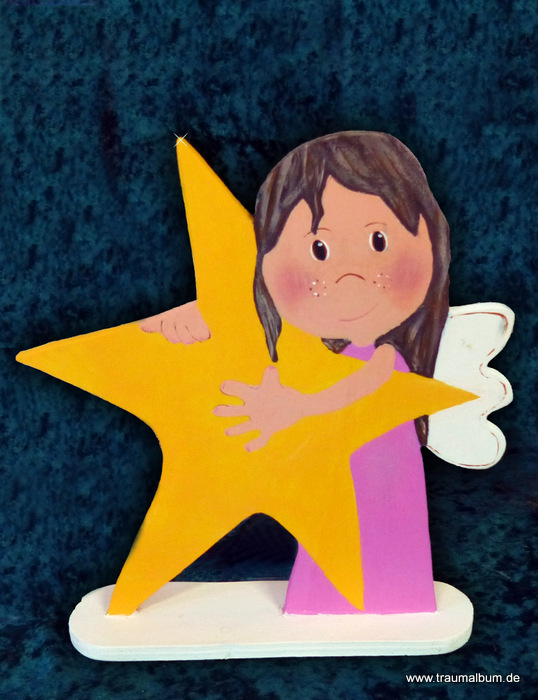 Sternenengel für Send me an Angel #5