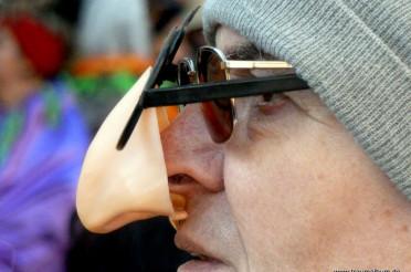 Der Nasenbär – Die große Faschingsnase im Einsatz