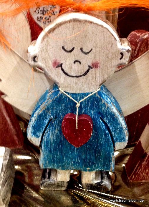 Schutzengel mit Herz für Send me an Angel #10