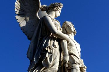Engel in Berlin für Send me an Angel #12