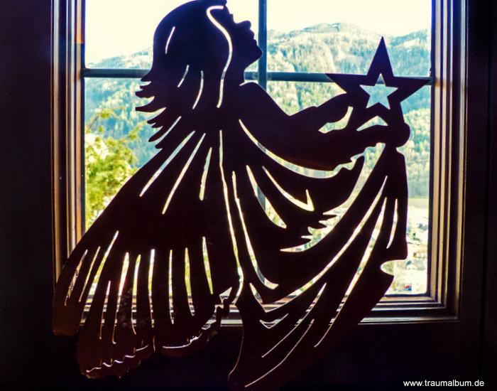 Engel in Kufstein - Mein Beitrag für die Aktion Send me an Angel