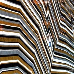 Fußboden im Kunsthaus Graz