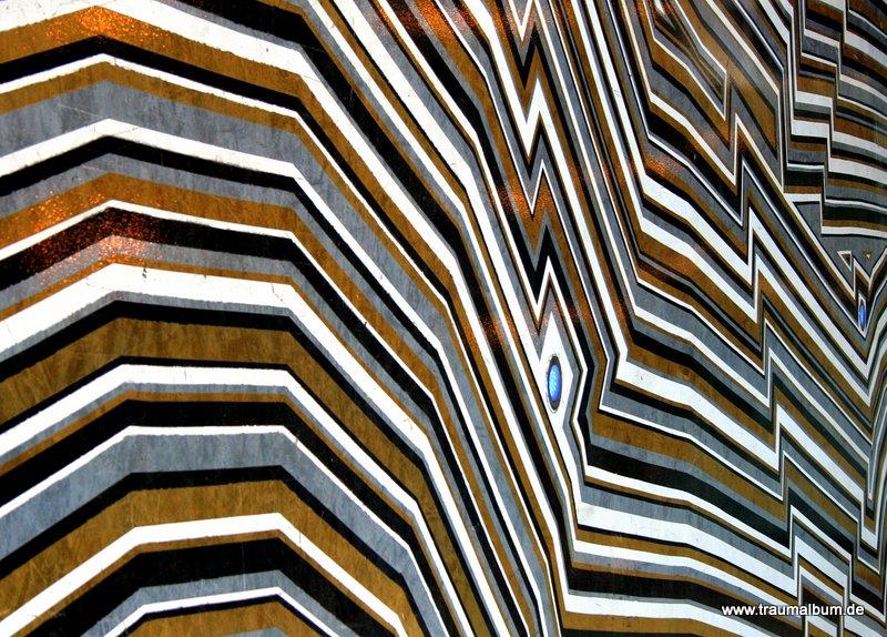 Kunsthaus Graz – Die optische Täuschung im Fußboden