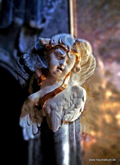Engel in der Asamkirche