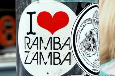 I Love Ramabazamba und das Montagsherz #145