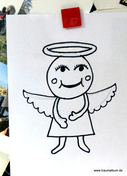 Engelbild für Send me an Angel #28