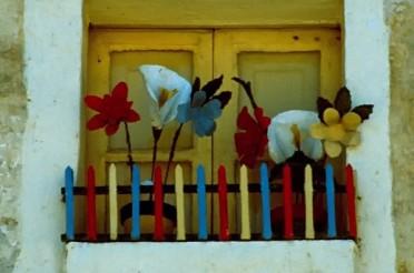 """Fenster auf Malta – Für die Aktion """"Fensterblick"""""""