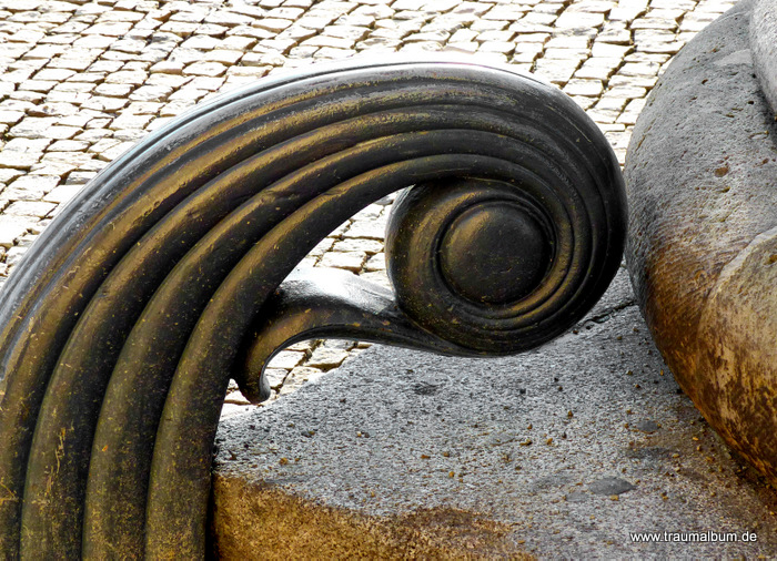 Spirale am Brandenburger Tor