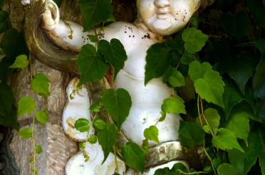 Engel im Blätterwald für Send me an Angel #37