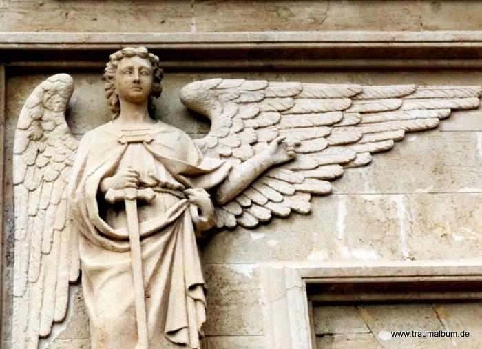 Unbekannter Engel