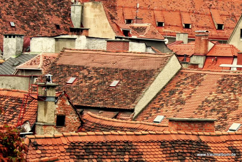 Dächer von Graz