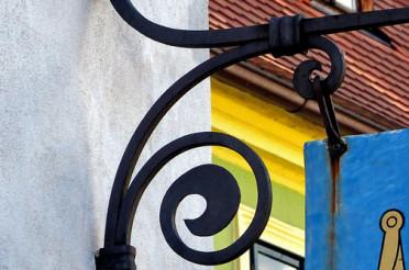 Spirale aus Schmiedeeisen für Spiralen ohne Ende #9