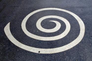 Spirale auf Teneriffa für Spiralen ohne Ende #10