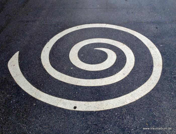 Spirale auf Teneriffa
