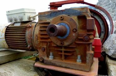 Der Elektromotor – Rostiges für Industrials und Rostparade