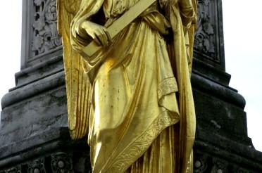 Schutzengel in Zagreb für Send me an Angel #47