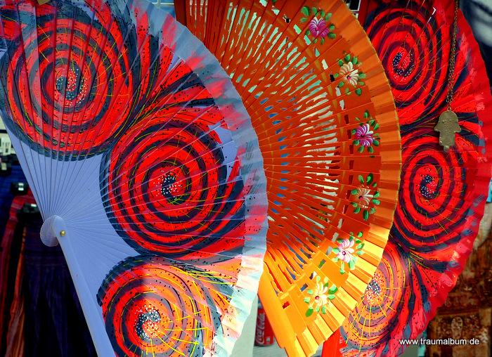 Spanische Fächer für Spiralen ohne Ende #11