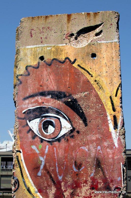 Berliner Mauer – der Mauerfall wird 25 Jahre alt!