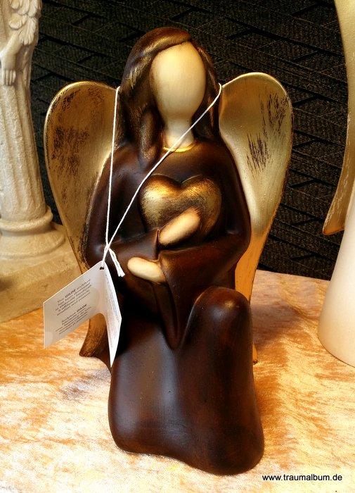 Engel mit Herz für die Fotoaktion Send me an Angel #50