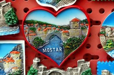 Mostar und mein Beitrag für das Montagsherz #170