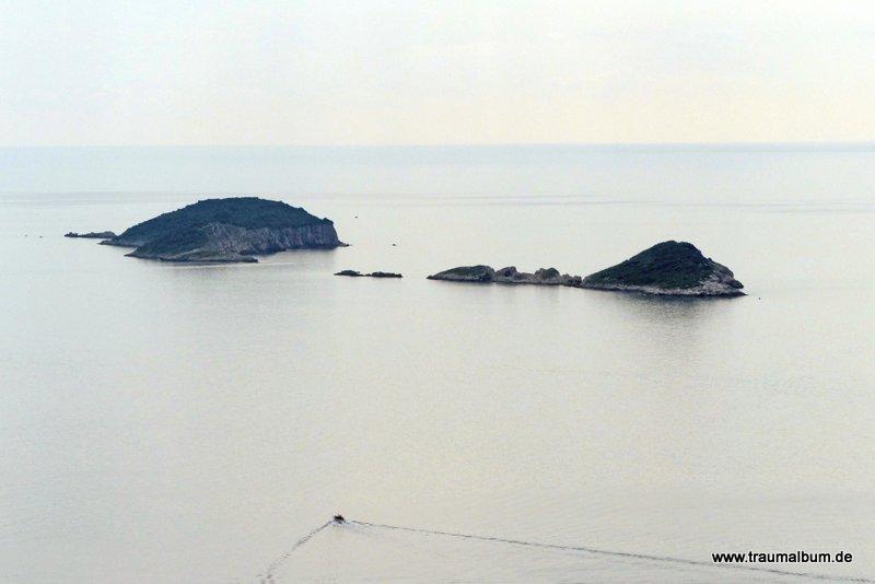 Das Meer und die endlose Weite der Ozeane …