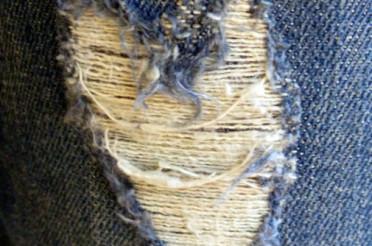 Jeans mit Herz – Herzförmiges für das Montagsherz #173