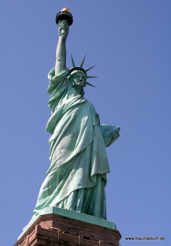 Die Freiheitsstatue und das Kreative Sonntagsrätsel #3