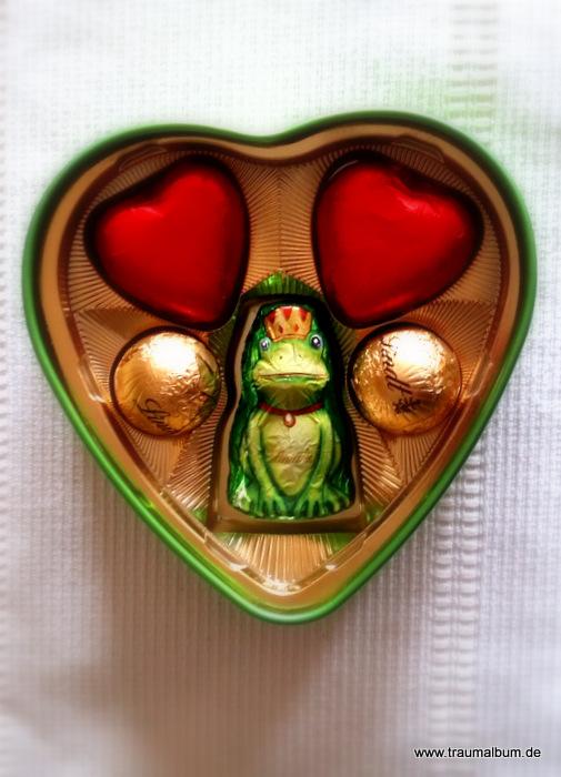 Ein Froschkönig für den Valentinstag – Montagsherz #181