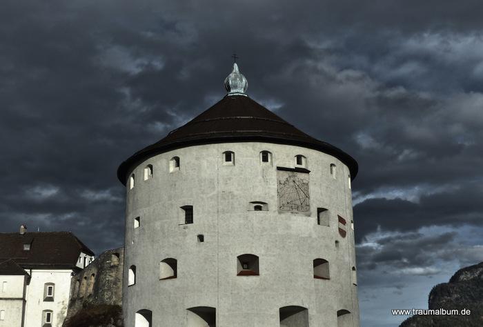 Festung Kufstein für Magic Letters D wie Düster bei Paleica