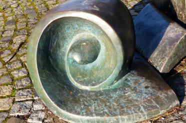 Kunstspirale für Spiralen ohne Ende #22