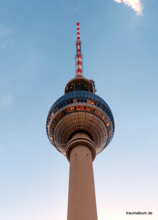 Berliner Fernsehturm und das Kreative Sonntagsrätsel #22