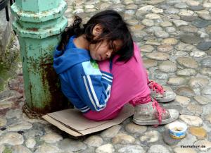 jetzt - armut in Bosnien