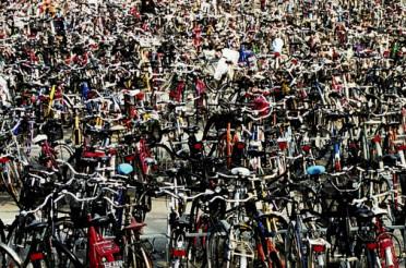 Like 2 Bike und die vielen Bikes in Malmö