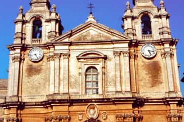 Kirche auf Malta und das Kreative Sonntagsrätsel #26
