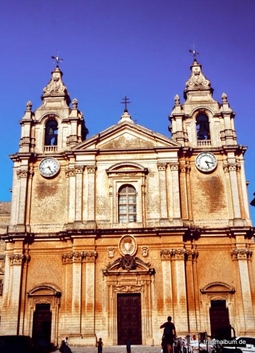 Kirche auf Malta