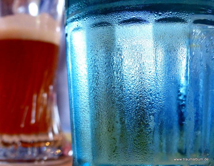 Buntes Glas und das Kreative Sonntagsrätsel #27