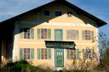 Fassadenkunst und das Kreative Sonntagsrätsel