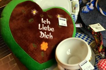 Das Oktoberfest in München für das Montagsherz #215