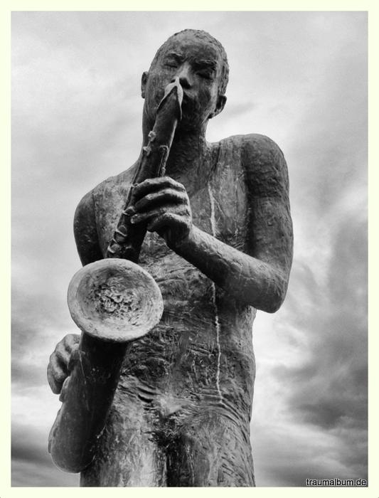 saxophonspieler