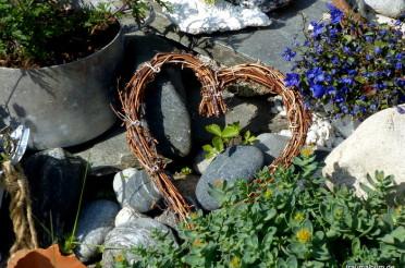 Herz aus Weidenzweigen – Montagsherz #218