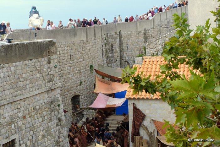 Games of Thrones – Dreharbeiten in Dubrovnik