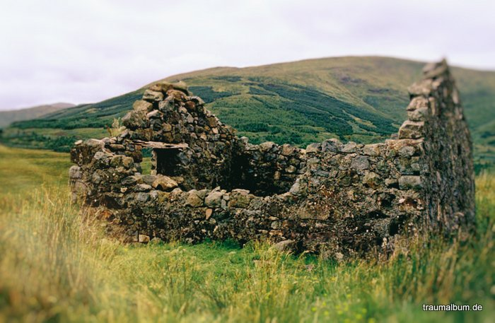 """Xenophilie in Schottland – Magic Letters """"X"""""""