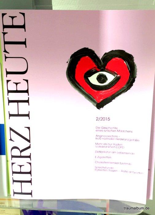 Herz Heute für das Montagsherz #230